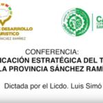 conferencia sobre el turismo